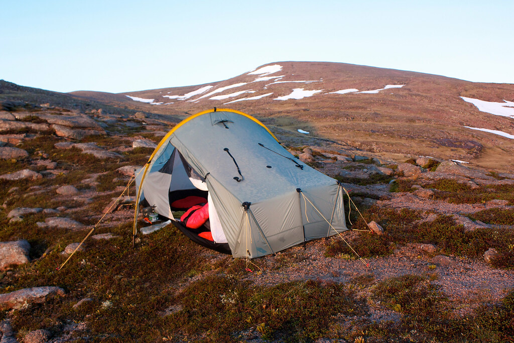 Tarptent Scarp 1 and Ben MacDui