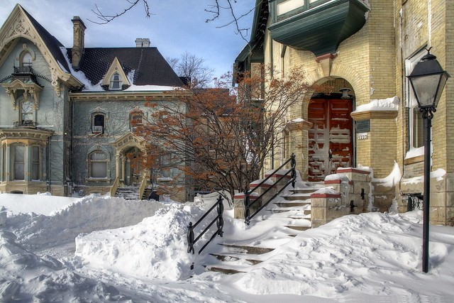 After the Storm, Historic Houses
