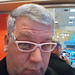 Trying on emergency glasses in NYC by mike912mueller
