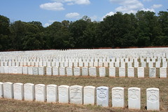 Those who died at Andersonville