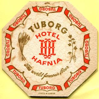 Tuborg - Hotel Hafnia