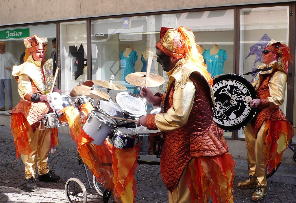 Solothurn Fasnacht 2011