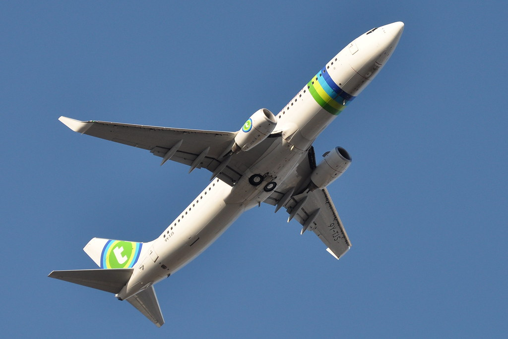 PH-HSA - B738 - Transavia