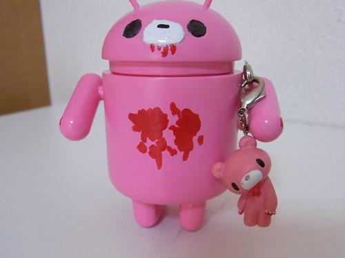 Android x Gloomy