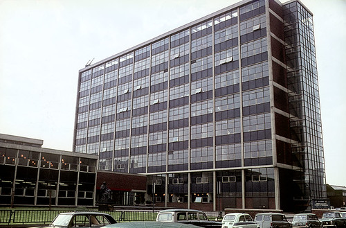 John Dalton College of Technology, c. 1966