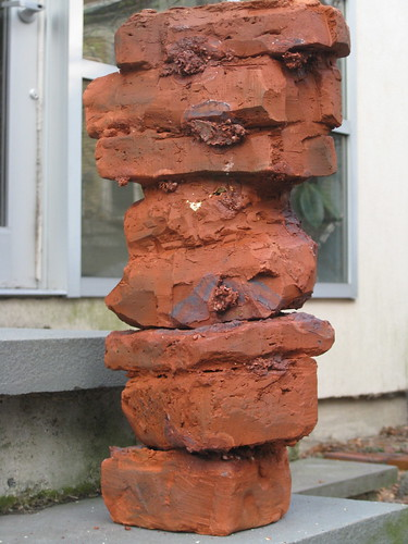 Red Clay Pillar