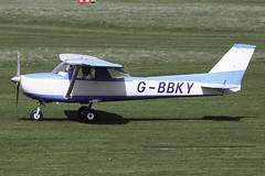 G-BBKY - 1973 Reims built Cessna 150L