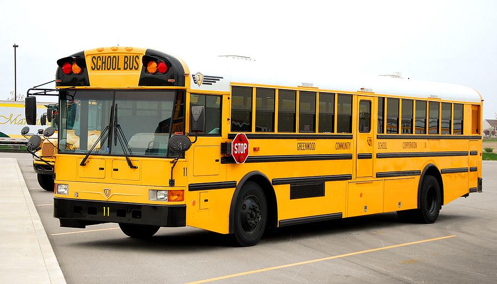 Thomas Built Buses >> CrownBus32's most interesting Flickr photos | Picssr