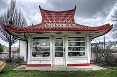 Frank Seneca's Wadham Pagoda