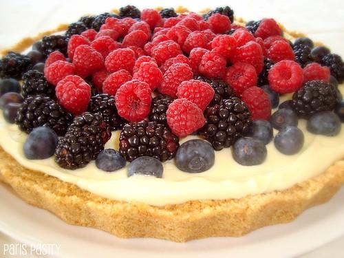 No-Fuss Fruit Tart