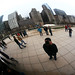 Cloud Gate by Gordon Lew