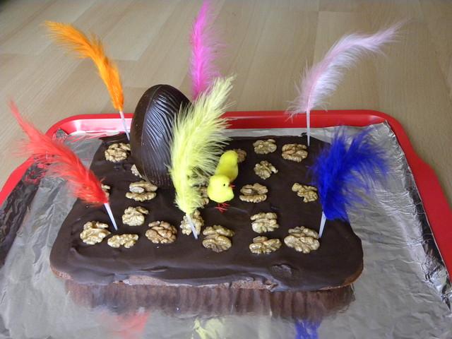 La mona de pasqua or the catalan easter cake 2011 flickr photo