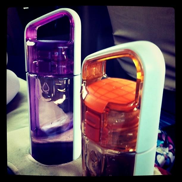 Kor Delta water bottles