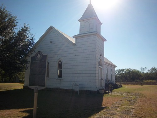 texas historic murray texashistoricalmarker youngcounty murraymethodistchurch
