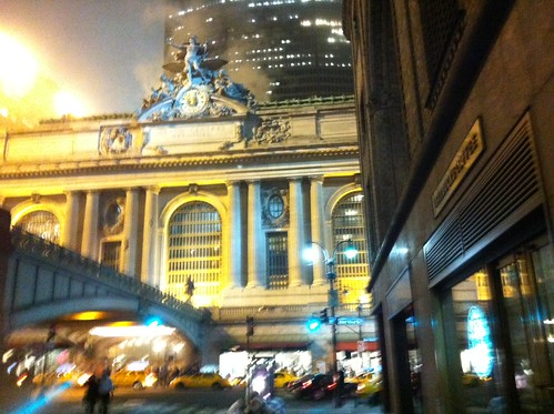Grand Central snapshot