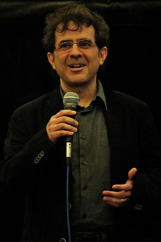 Carles Bellver, autor de 'L'home del calendari'
