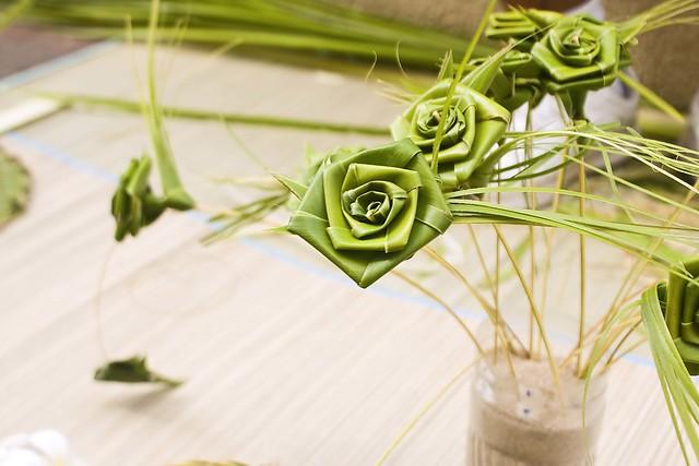 Santa Rosa Recycling Center >> easy coconut rose bouquet tutorial   make handmade ...