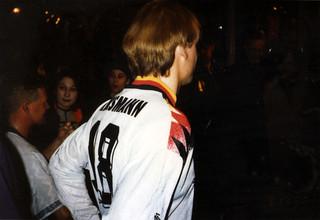 Jürgen Klinsmann at Madame Tussaud's London