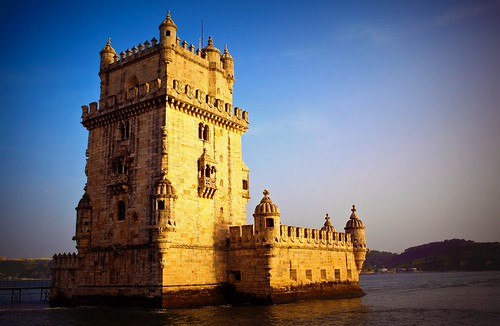 tower portugal lisbon belem 葡萄牙 里斯本 35mmf14l 貝倫塔