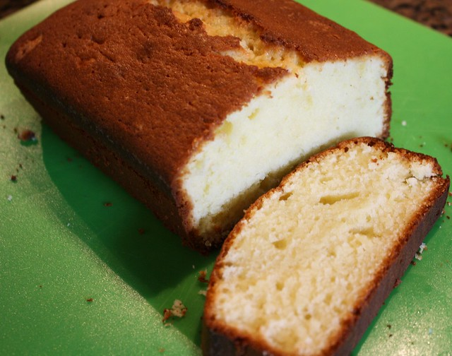 Sour Cream Pound Cake For Sale