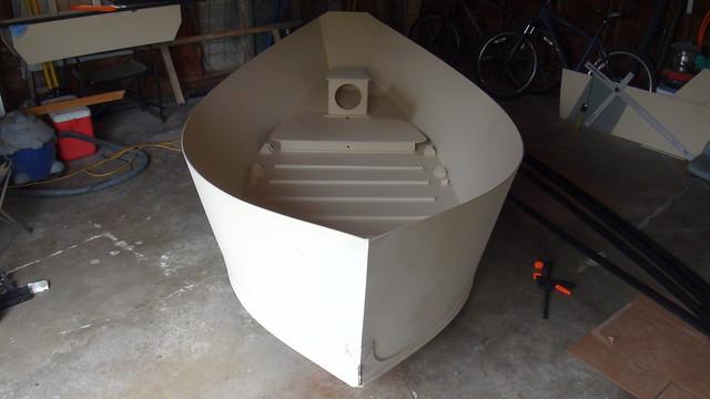 Bare Polymer Hull