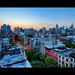 St. Marks Place at Sunset by RBudhu