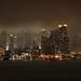 New York City - Manhattan Night 01 by Daniel Mennerich