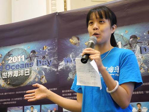 荒野保育協會與中央研究院生物多樣性中心研究員陳昭倫合作愛鯊計畫從去年海洋日啟動,1年後公布結果。