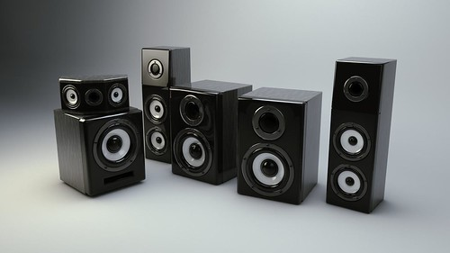 Speakers 01