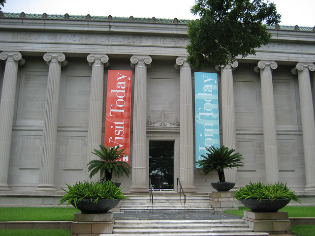museum of fine arts houston Established in 1900, this museum is the largest cultural institution in a region rich with art here are more than 64,000 works of art created by cultures across the globe from ancient times to the present day.