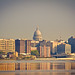 Madison, Wisconsin Skyline