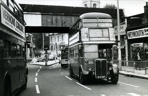 165 Hackney Mare Street In The Early 1970 S According