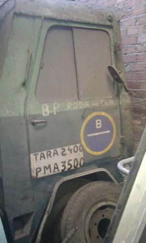 Camionet Nazar a Osona