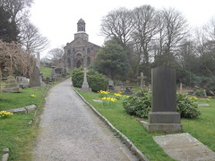 Parish Church of St John the Divine, Cliviger. near to Holme Chapel, Lancashire