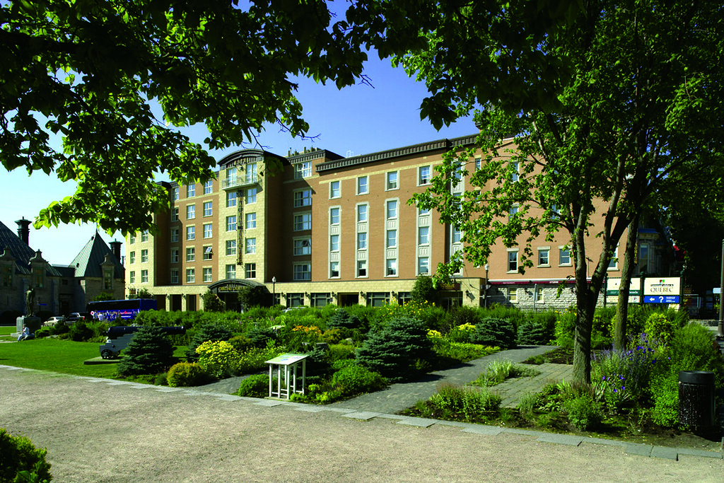 Hotel Avec Foyer Au Bois : Hôtel ch teau laurier québec canada