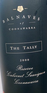 Coonawarra Cabernet south australia wine