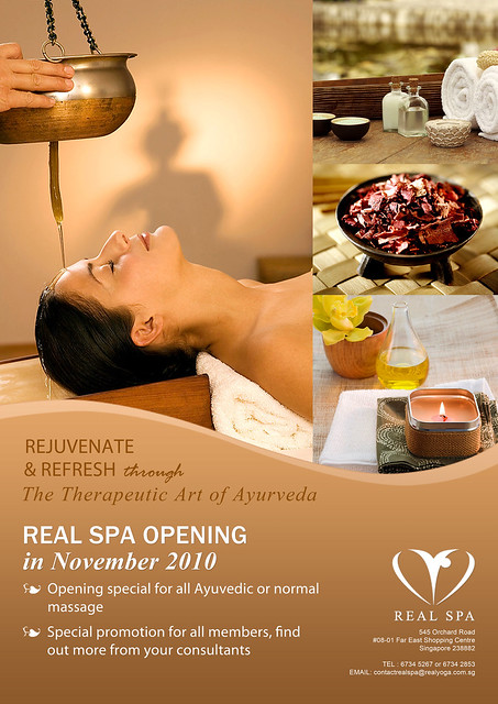 Real spa poster flickr photo sharing for Spa ad asiago