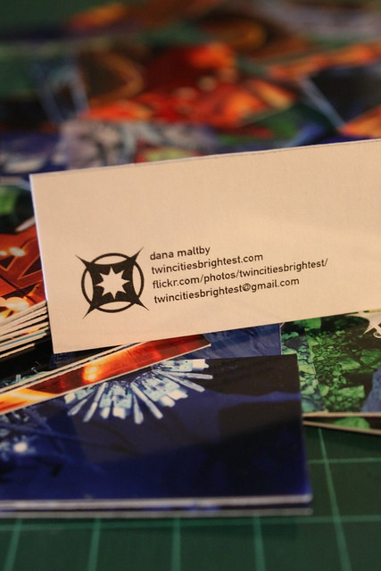 Dana Maltby business cards