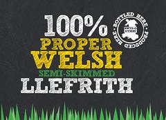 Proper Welsh