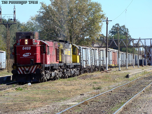 ALCO RSD35 6469 Rocio - 6445