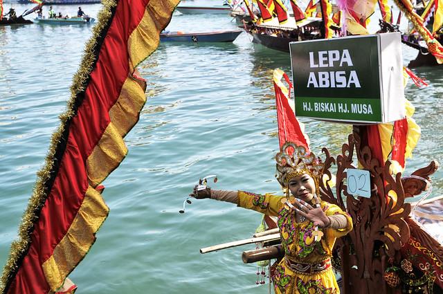 Regatta Lepa-Lepa Semporna 2012