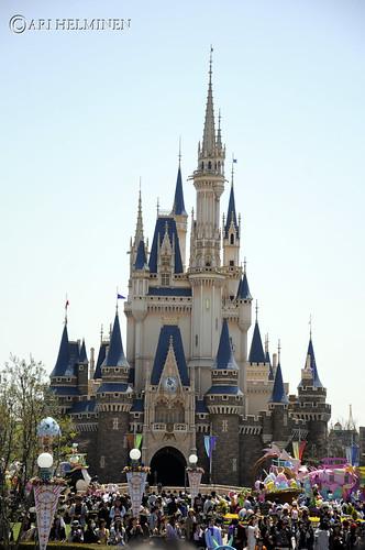 東京ディズニーランド, Tokyo Disneyland