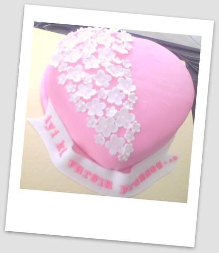 Genç aşık pastası by yasemin sakin 'kırık mikser