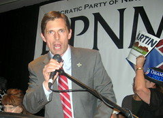 Martin Heinrich Running for Senate