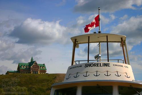 Waterton Shoreline Cruise Co.