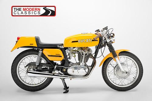 1969 Ducati 450 Desmo