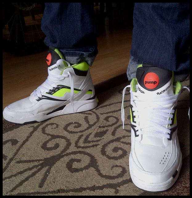 2010 Reebok Twilight Zone Pump