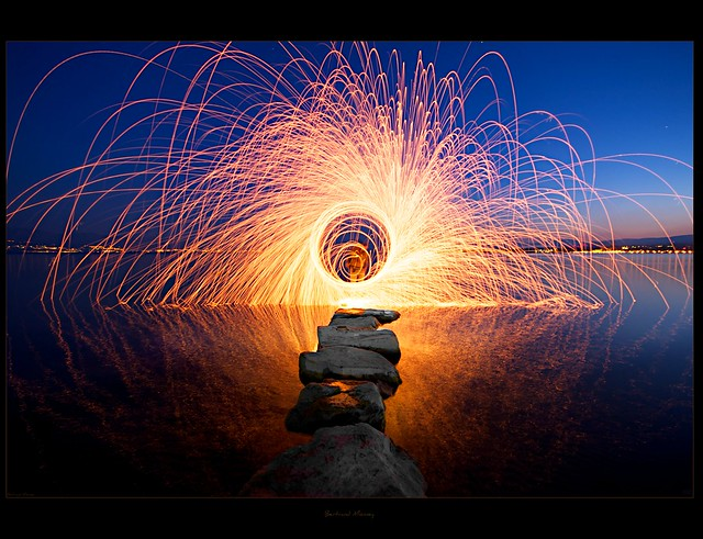 5693492658 0453a0e147 z Awesome Long Exposures Using Steel Wool