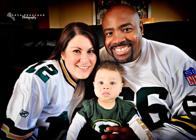 Destiny will make this one a packer fan :-)