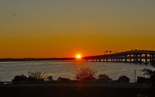 sunrise neuseriver newbern neuseriverbridge